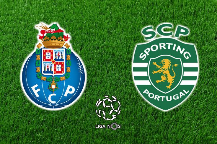 DIRETO | FC Porto-Sporting
