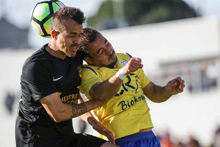 União da Madeira compete no CdP