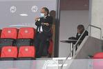 Vieira desolado com a exibição e derrota do Benfica