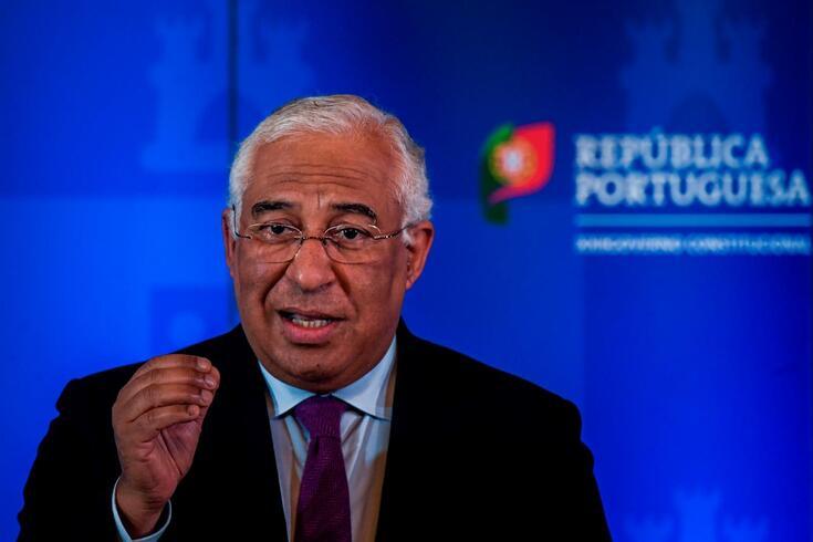 António Costa anunciou novas medidas para travar a pandemia