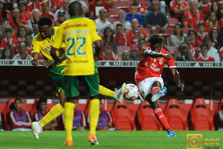 Nuno Tavares marcou o Golo da Semana