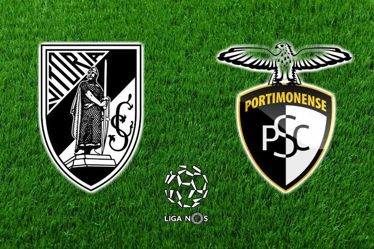 DIRETO | V. Guimarães-Portimonense
