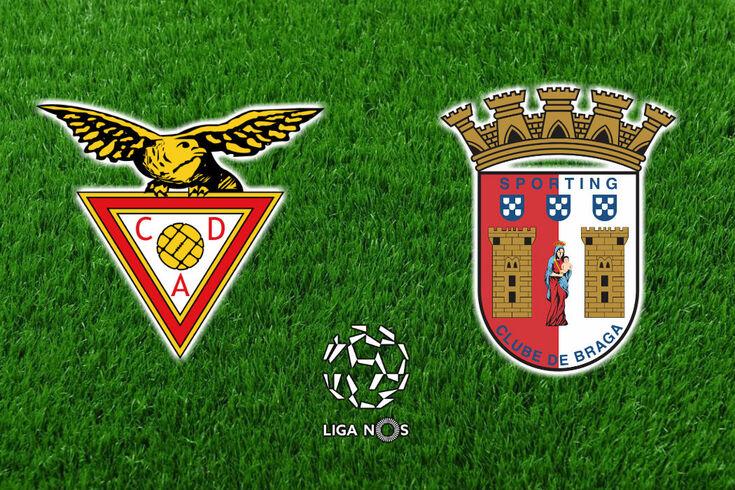 DIRETO | Aves-Braga
