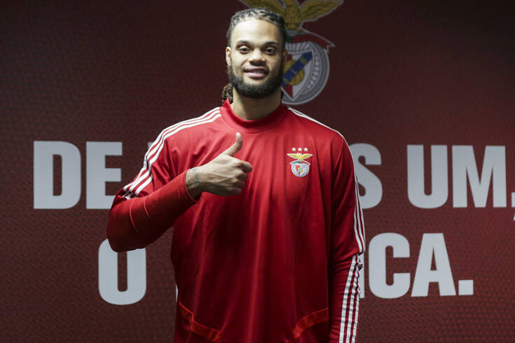"""""""Estou entusiasmado por estar no Benfica e jogar em Portugal"""""""