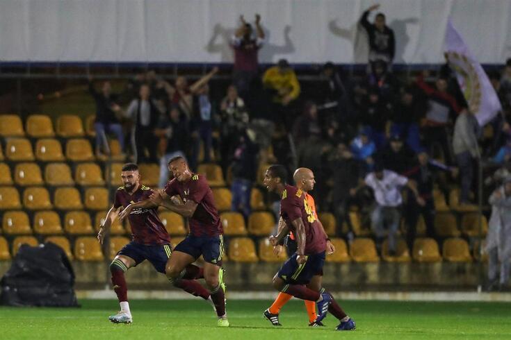 Luan sentenciou embate com Sporting, marcando o segundo golo do Alverca