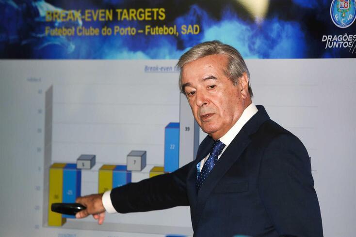 Fernando Gomes, administrador a SAD do FC Porto