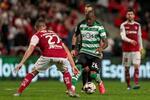 Sporting reforça confiança em Borja