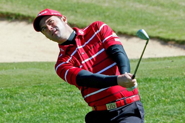 Ricardo Santos, golfista português