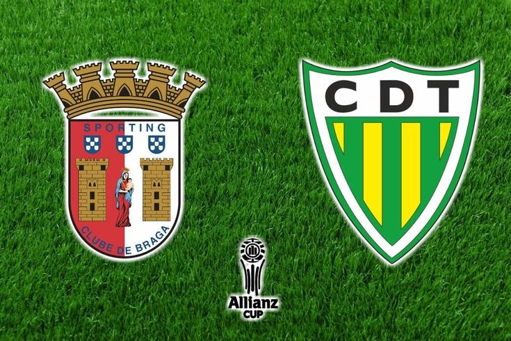 DIRETO   Braga-Tondela