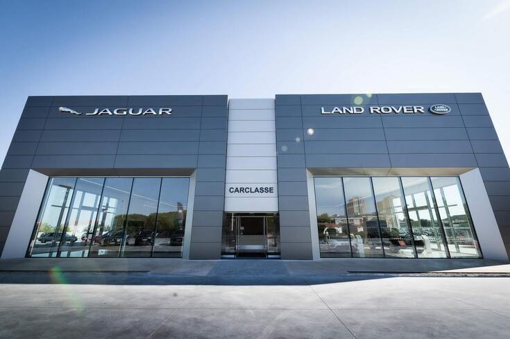 Há um novo espaço de referência para a Jaguar Land Rover em Lisboa