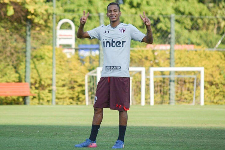 Paulinho Bóia chega do São Paulo para o Portimonense