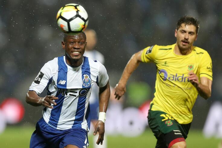 Waris não entra nas contas do FC Porto