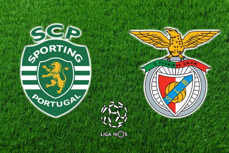 DIRETO | Sporting-Benfica