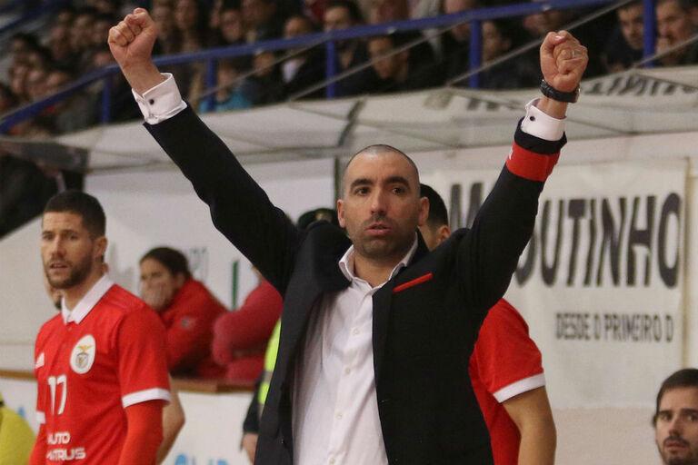 c28db6ac07 Taça de futsal está à porta e o Benfica tenta o que só foi feito uma vez