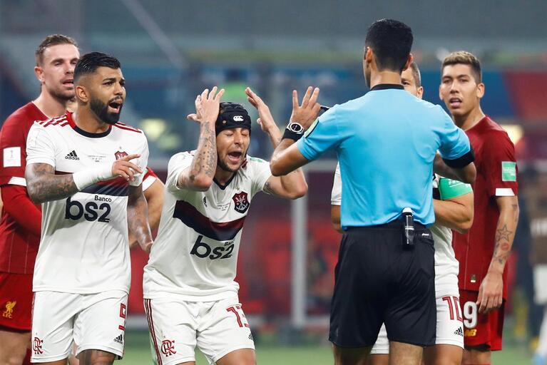 O Problema Do Flamengo Foi Querer Ganhar Ao Liverpool Diz