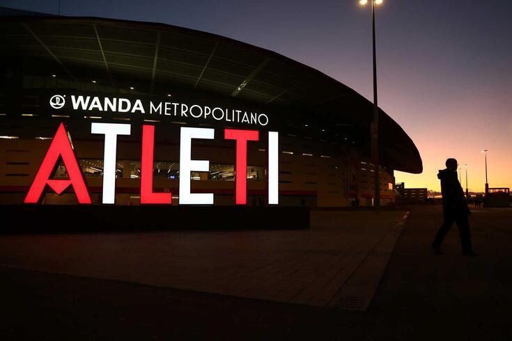 DIRETO | Atlético de Madrid-Liverpool