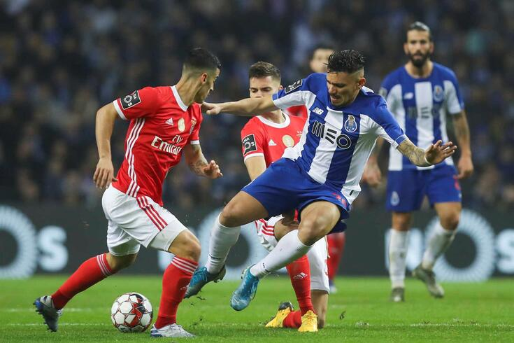 FC Porto e Benfica partem para a retoma da I Liga como candidatos ao título