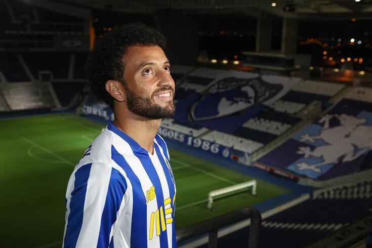 Felipe Anderson é reforço do FC Porto