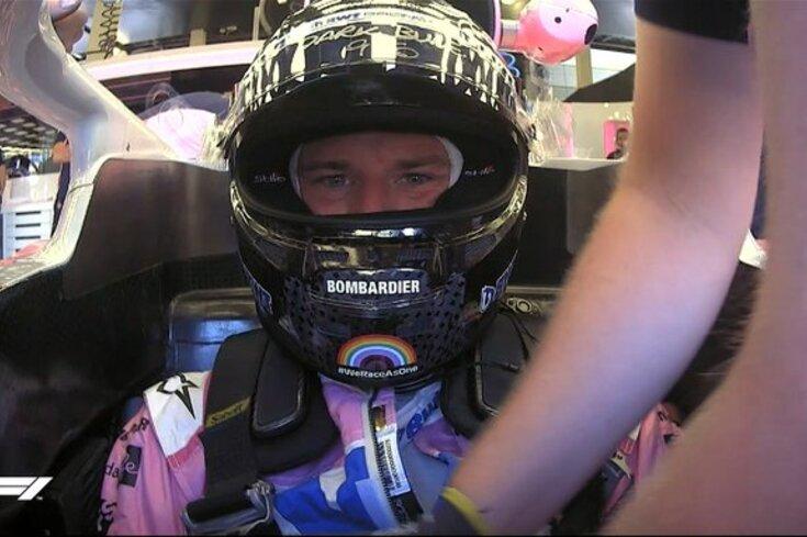 Sergio Pérez acusou covid-19 e já tem substituto no GP Grã-Bretanha