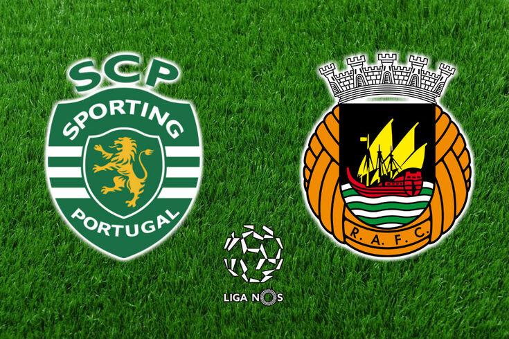 DIRETO | Sporting-Rio Ave