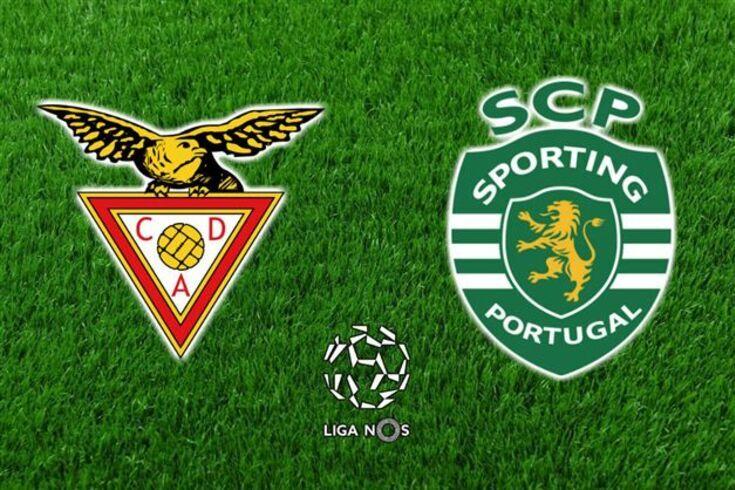 DIRETO   Aves-Sporting