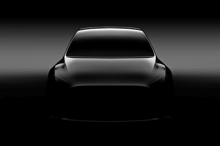 Tesla Model Y revelado hoje na Califórnia