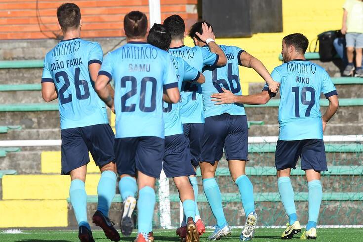 Vizela soma e segue na Série A do Campeonato de Portugal