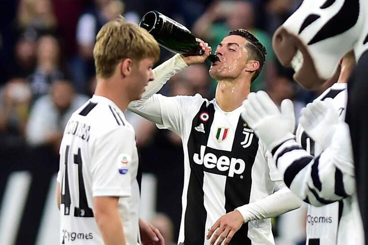 Ronaldo vai continuar na Juventus