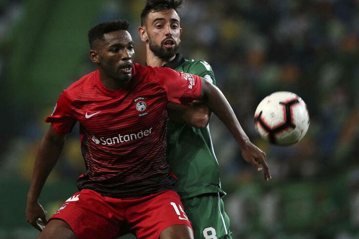 """""""Não podemos falhar assim contra equipas como o Sporting"""", diz Jean Cléber"""