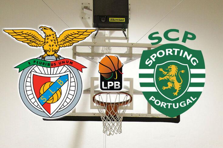 DIRETO BASQUETEBOL | Benfica-Sporting (85-79)