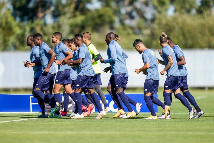 FC Porto corre para a nova temporada