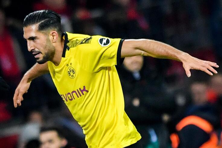 Emre Can transfere-se a título definitivo para o Borussia Dortmund