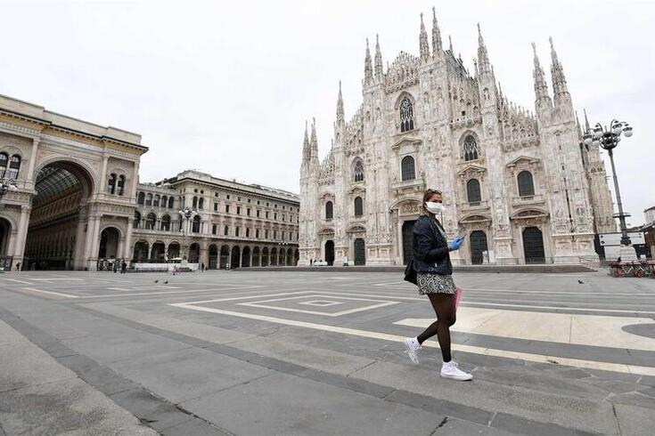 Itália regista mais cinco mortes e 190 contágios em 24 horas