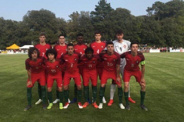 Portugal tentou, mas não conseguiu chegar ao golo