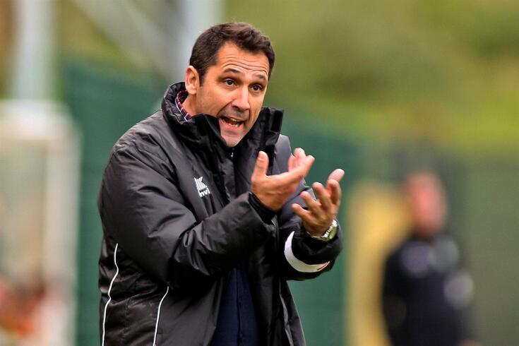 Manuel Monteiro é o novo treinador do Coimbrões
