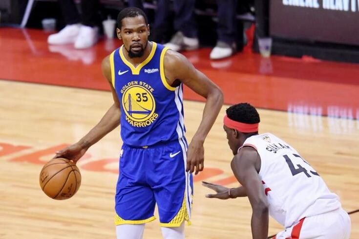 Kevin Durant vai jogar nos Brooklyn Nets