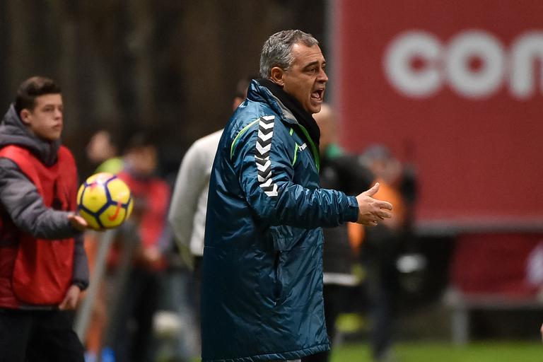 José Couceiro  ″O Sporting já tinha ganho sem jogar...″ aced182a20baf
