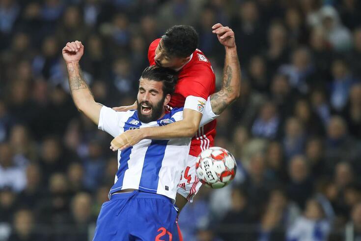 FC Porto tem um ponto de vantagem para o Benfica