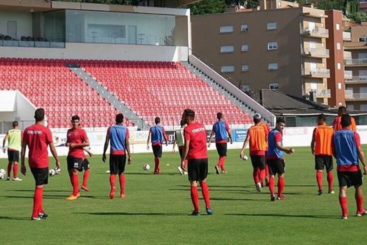 Penafiel vence Vila Real no quarto jogo de preparação