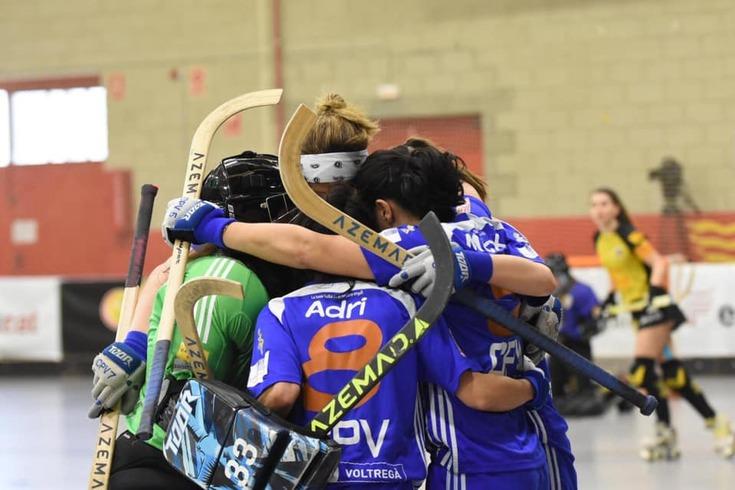 Voltregà vence Liga Europeia de hóquei em patins feminino pela sexta vez