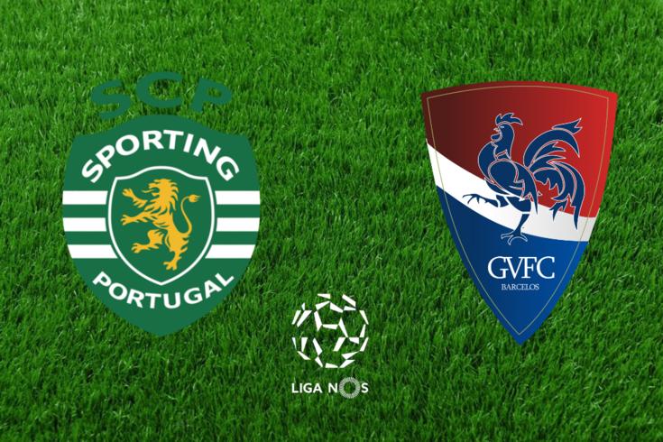 DIRETO | Sporting-Gil Vicente