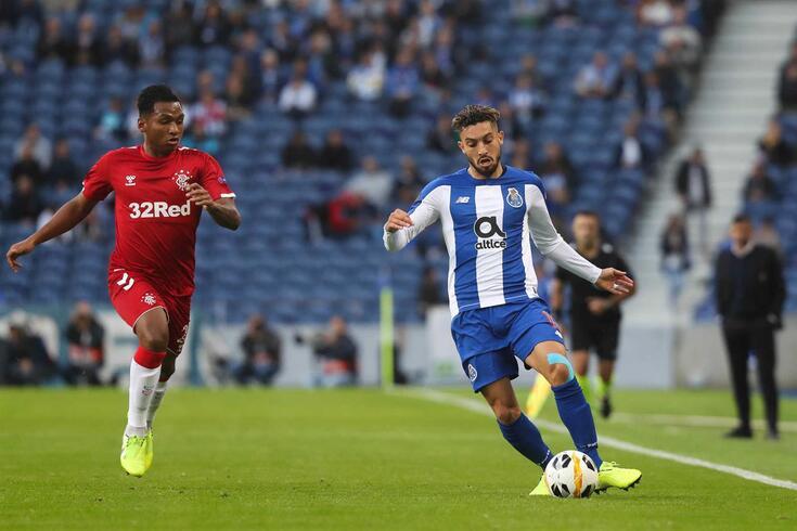 DIRETO | Rangers-FC Porto