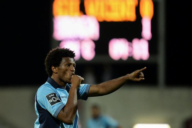 Zé Luís representou Gil Vicente e Braga no futebol português (Fabio Poço / Global Imagens)