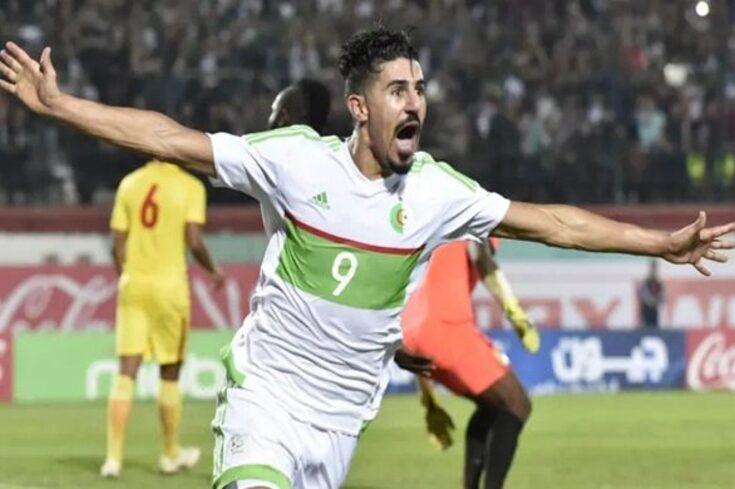 A Argélia venceu o Mali por 3-2