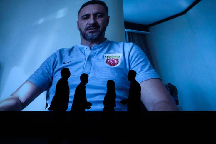 Foto de Vítor Pereira, treinador do Shanghai SIPG