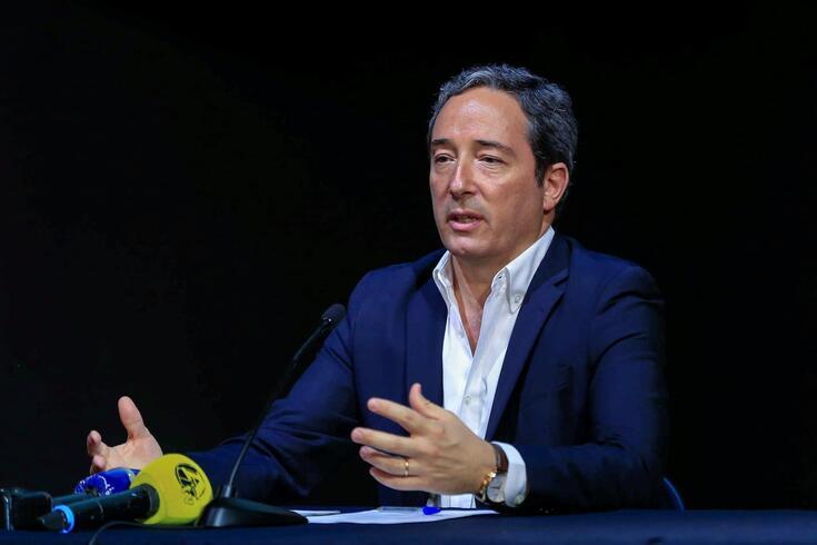 José Fernando Rio, candidato à liderança do FC Porto