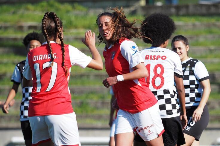 Futebol feminino: resultados da ronda 18, classificação e próxima jornada