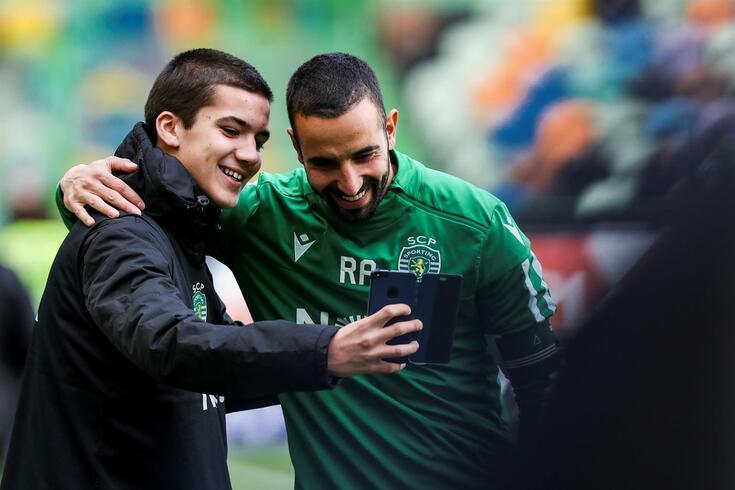 Rúben Amorim vai apostar na juventude em Alvalade