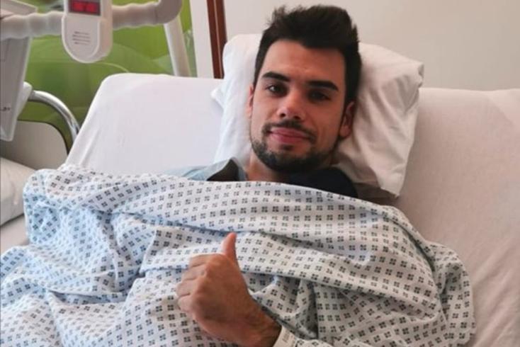 Miguel Oliveira já foi operado