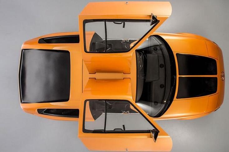 C111: Os 50 anos de um dos Mercedes-Benz mais inovadores de sempre